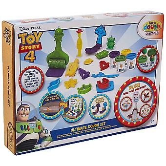 Disney dough - make your own forky - toy story ultimate toy box