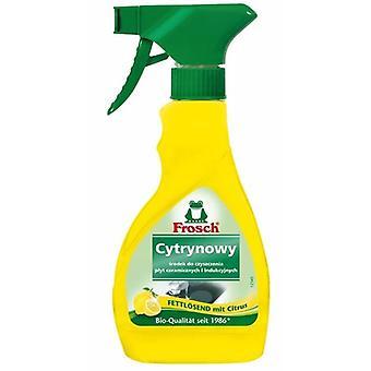Frosch Cytrynowy Spray Do Kuchenek Ceramicznych Indukcyjnych