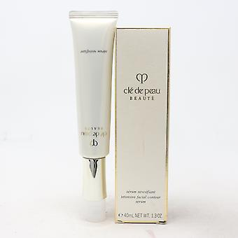 Cle De Peau Beaute Intensive Facial Contour Serum  1.3oz/40ml New With Box