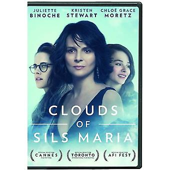 Clouds of Sils Maria [DVD] USA import