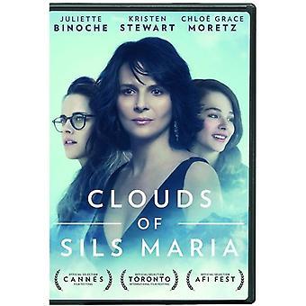 Nuvens de importação EUA Sils Maria [DVD]