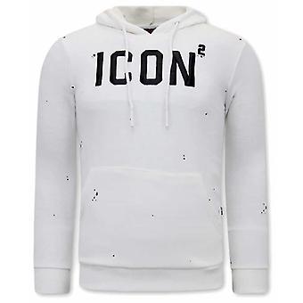 ICON Hoodie - White