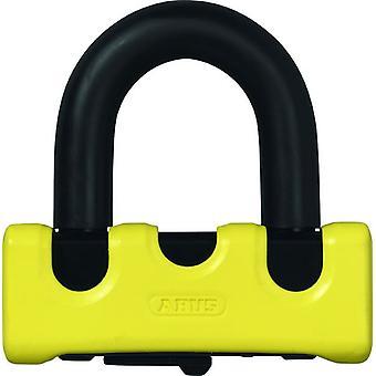 Abus Granit Power XS 67/105HB50 Security Motorcycle Brake Disc Lock Yellow