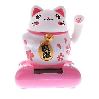 Waving Hand Cat Kitten Toy