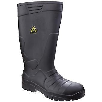 Amblers sicurezza adulti Unisex AS1006 piena sicurezza Wellington Boots