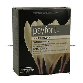 Psyfort with Iridrafan 30 capsules