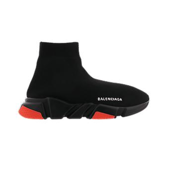 Balenciaga Speed Lt K.Recy Sole Tricolor Black 587280W2DB41160 shoe