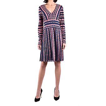 Missoni Ezbc091023 Women's Multicolor Viscose Dress