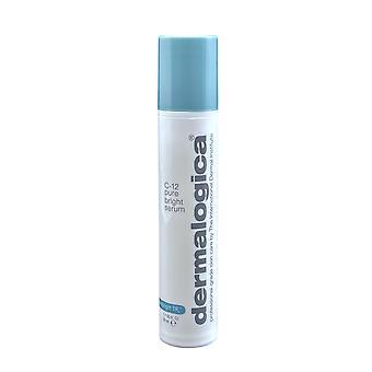 Dermalogica C 12 Pure Bright Serum Hyperpigmentierung Behandlung für Gesicht 1,7 OZ