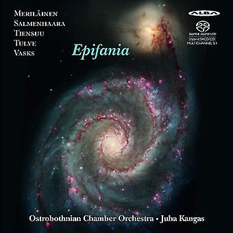 Ostrobothnian Chamber Orchestra / Kangas, Juhn - Epifania [SACD] USA import