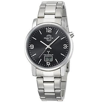 Mens Watch Master Time MTGA-10302-21M, Quartz, 41mm, 3ATM