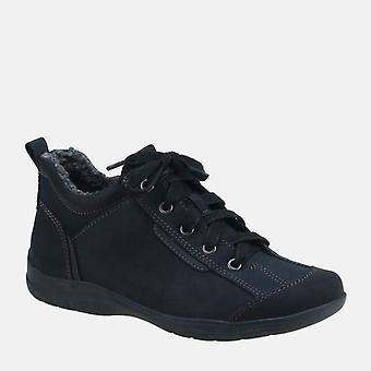 Baldwin black women boot