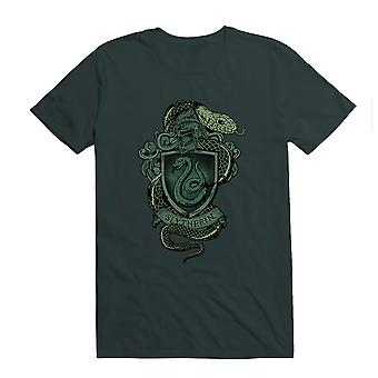 Harry Potter Slytherin Crest T-Shirt