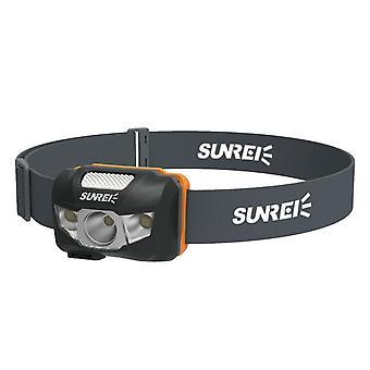 SUNREX Youdo3 190LM XPG3 S2 LED + 2 x 3030 LEDs 1800mAh Li-battery USB Rechargeable 7 Modes Headlamp