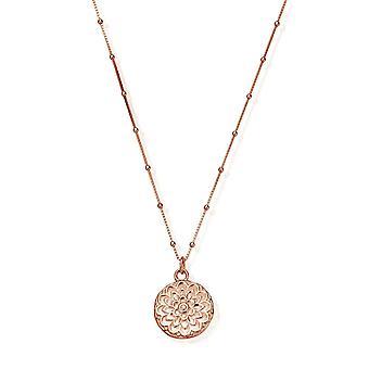 ChloBo Mond Blume Halskette RNBB1165