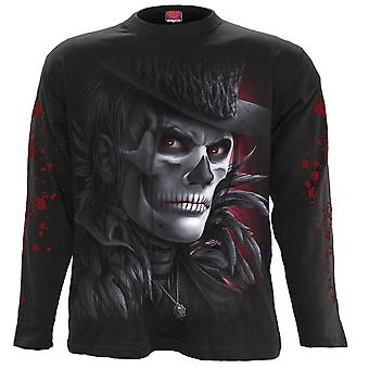 Day Of The Goth Longsleeve T-Shirt Black