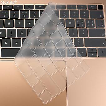 Toetsenbordhoes voor Macbook Pro 13 15 16 Touch 12 Retina