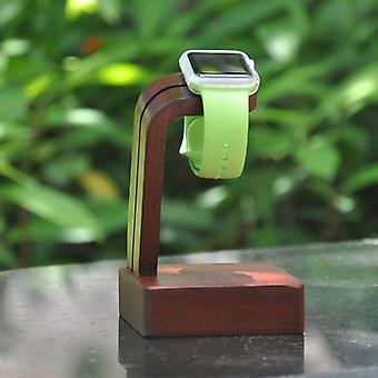 Apple Watch Wood Charging Dock