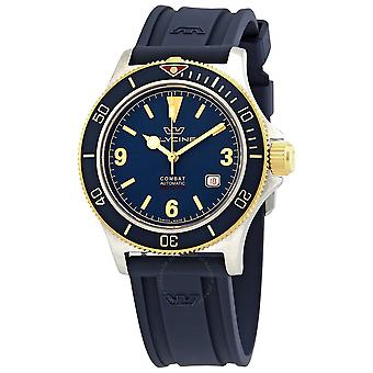 Glycine Combat Dark Blue Dial Automatic Men's Watch GL0264