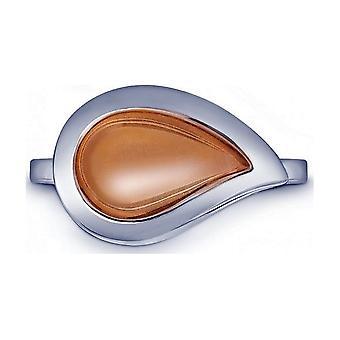 QUINN - Ring - Damen - Silber 925 - Edelstein - Mondstein - Weite 56 - 21320649