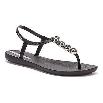 Ipanema Class Pebble Womens Black Sandals