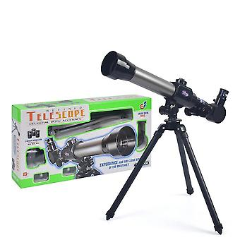 Astronomical Telescope With Tripod Science Experiment Toys For Children Gift