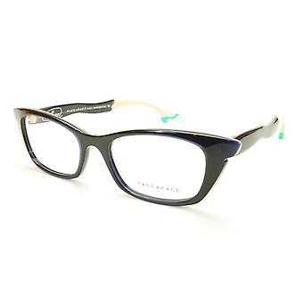 مواجهة وجه بوكا الستينات 4 كول 734 الحبر الأزرق جان الفيروز النظارات
