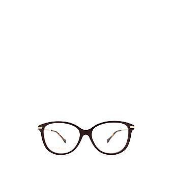 Gucci GG0967O brune kvindelige briller