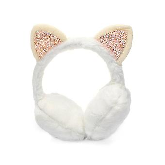 High-quality Kids Thicken Plush Unicorn Earmuffs