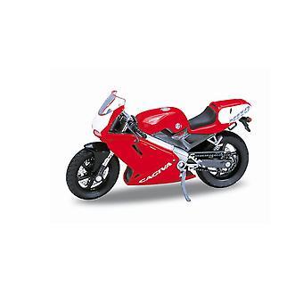 Cagiva Mito 125 Diecast modell motorcykel