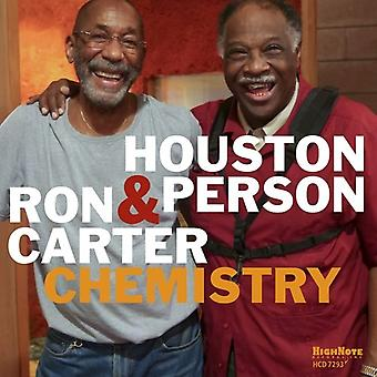 Houston Person & Ron Carter - Chemistry [CD] USA import