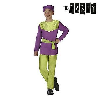 Costume per bambini Haystack Purple (4 pezzi)