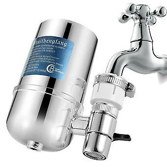 Filtre à eau de robinet réutilisable à 8 couches