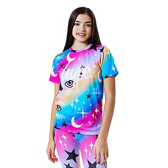 Hype Kinder/Kinder Mystic Aop Rainbow T-Shirt
