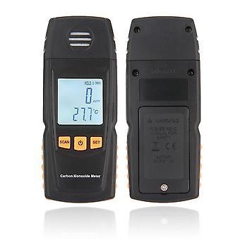Lcd digitale koolmonoxide handheld meter co gas tester detector meter