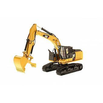 CAT 568 GF Road Builder Excavator Diecast Model Excavator