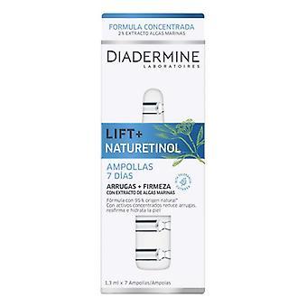 Anti-wrinkle Treatment Lift+ Naturetinol Diadermine (7 x 1,3 ml)