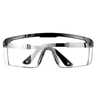 Dust-Proof Wind-Proof Splash Shield Safety Goggles Anti-Fog Protective Eyewear