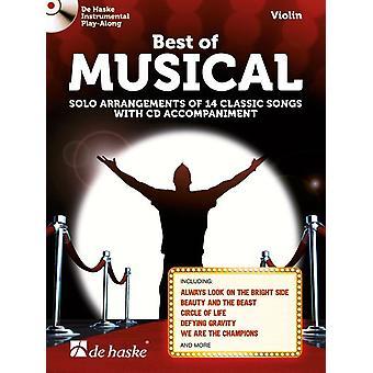 Best Of Musical (Violin)