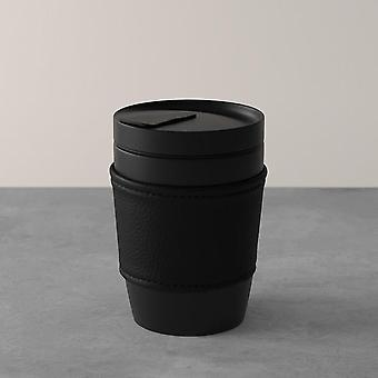 Manufacture Rock Coffee To Go Travel Mug 290ml Matt Black