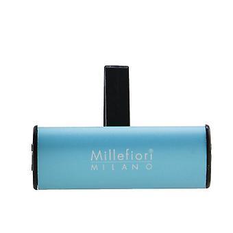 Millefiori Icon Classic Car Air Freshener - Soft Leather 1pc