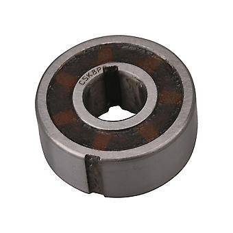 Pulleys, blocks sheaves csk8pp 8x22x9mm one way clutch keyway bearing for printing machinery