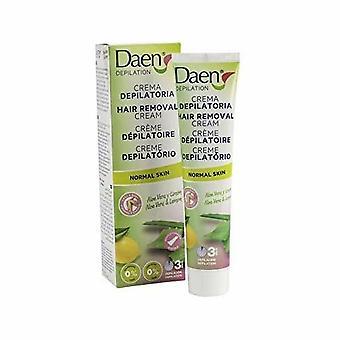 Body Hair Removal Cream Aloe Vera Daen (125 ml)