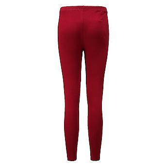 Esquí al aire libre Pantalones cálidos calentados Hombres Mujeres Usb Calefacción Capa base elástica