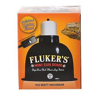 """Flukers Mini Sun Dome - 100 Watt (5.5"""" Diameter)"""