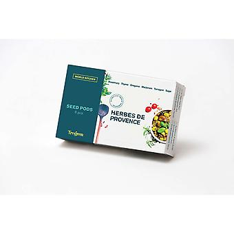 TREGREN Seed capsules Provencal herbs