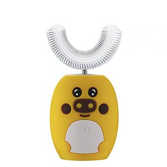 Smart U-shaped Sonic Electric Toothbrush For Children