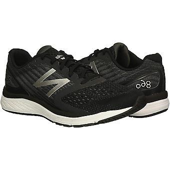 New Balance Boys ' 860v9 juoksu kenkä, musta/laser sininen, 11 W meille pieni lapsi