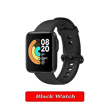 Watches watch lite gps fitness heart rate monitor tracker 1.4inch alarm clock wristband global version