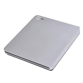 External Cd Dvd Drive Usb3.0 Portable Optical Drive Player Burner For Laptop Pc Windows